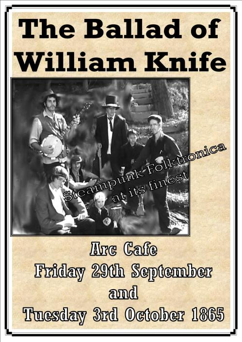 The Ballad of William Knife (2006)