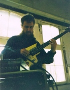 Paul Winstanley, recording The Marion Flow (1999)