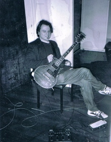 Chris Palmer, recording The Marion Flow (2001)