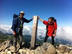 Dave Black & Nat da Hatt climb Mt Yakushidake, Japan, 2012