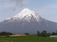 Mt Taranaki, NZ