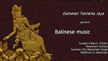 Gamelan Taniwha Jaya