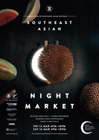 Wellington Southeast Asian Night Market