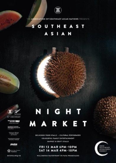 Wellington Southeast Asian Night Market