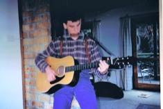 Dave Edwards, circa 1996