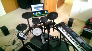 The Digitator's gear