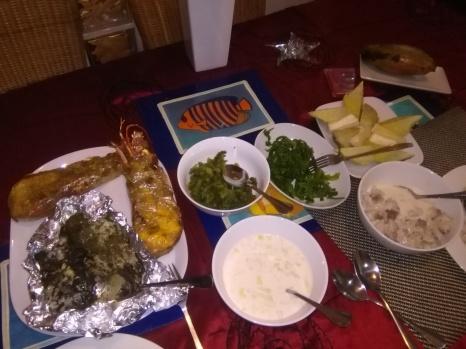 Fijian food