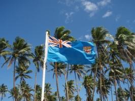 Fijian flag