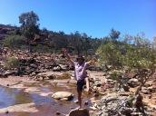 Dave in Western Australia, 2013